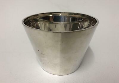 Arts & Crafts Silver Plate Hukin & Heath Bowl Attributed to Christopher Dresser