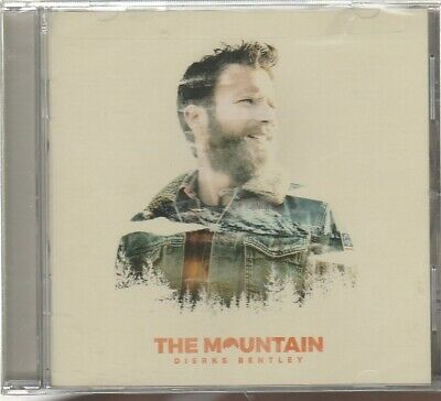 The Mountain (CD) by Dierks Bentley Sealed