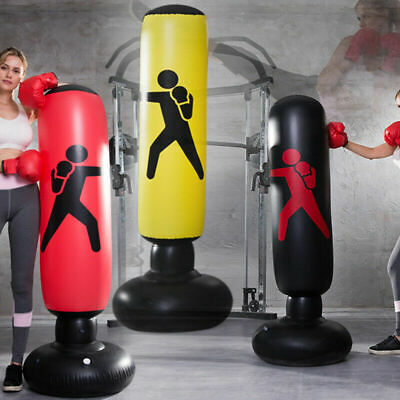 standing Punch bag Freestanding Boxing Punch Bag Kid Fitness Special Gift Pack