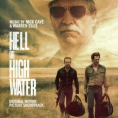 Nick Cave/Warren Ellis: Hell Or High Water =LP vinyl *BRAND NEW*=