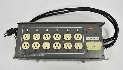 Leprecon LD-360A-HP Professional Stage Light Dimmer