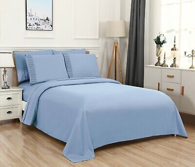 Bamboo Home 6 Piece Solid Sheet Set