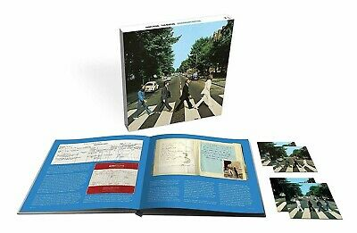 THE BEATLES ABBEY ROAD 50th ANNIVERSARY SUPER DELUXE EDITION 4 DISCS