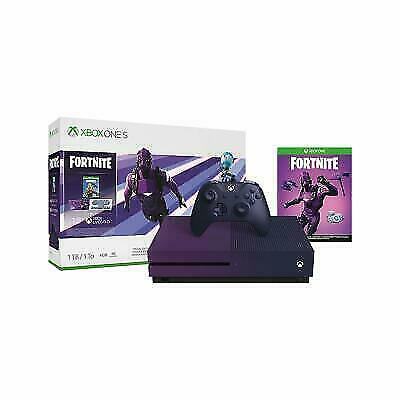 Xbox One S 23C-00080 Fortnite Battle Royale Special Edition 1TB Console