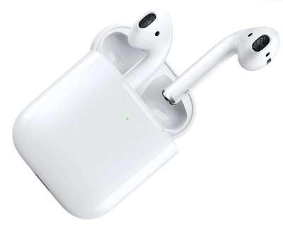 2019 BRAND NEW Apple AirPods Generation 2 with Wireless Charging Case