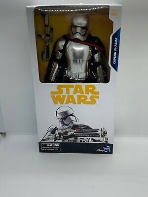 Disney Star Wars The Last Jedi Titan Hero Series Captain Phasma New MISB