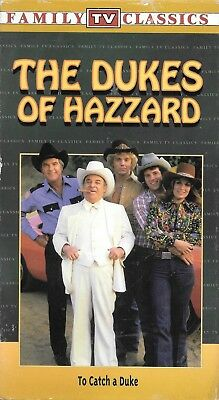 The Dukes of Hazzard - To Catch A Duke - 1997 Warner Home Video VHS Tape