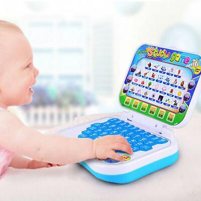 New Baby Kids PreSchool Educational Learning Study Toy Laptop Computer Game Educ