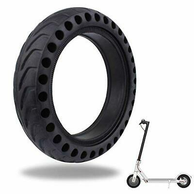 TOMALL Honeycomb Rubber Damping Solid Tire 8.5 Inch Front/Rear Tire Wheel Replac