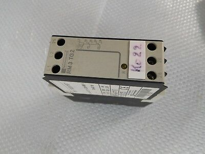 Telemecanique RM3 TG201MS7, 3 Phases Relay