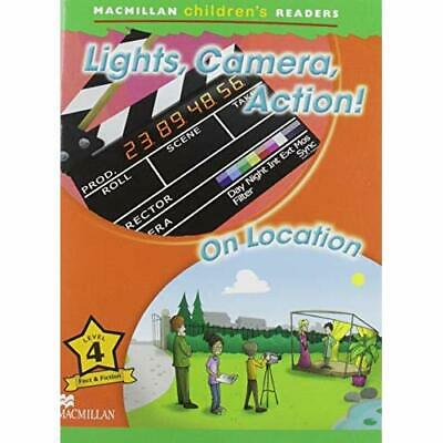 MCR 4 LIGHTS CAMERA ACTION - Paperback NEW K, POWELL (auth 30/04/2019