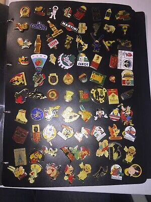 Lot Pin's Ancien Album Collection