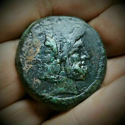 Anonymous. After 211 BC. Æ As (33mm, 38.16 g). Uncertain mint