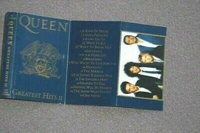 Queen - Greatest Hits Ii - Cassette Turkey Import