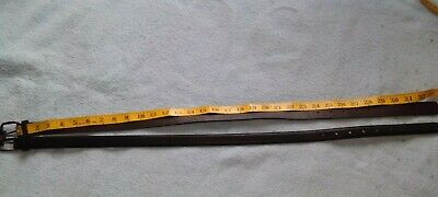polo club beverly hills belt for kids.Never worn before,brown &black-size M24-30