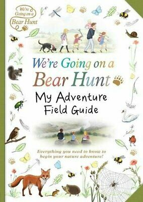 We're Going on a Bear Hunt: My Adventure Field Guide Book The Cheap Fast Free