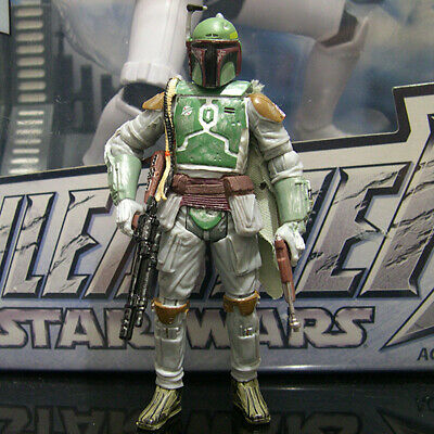 """STAR WARS the vintage collection BOBA FETT 3.75"""" Empire Strikes Back VC09"""