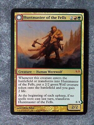 Transform Mythic Rare Foil NM FOIL Huntmaster Of The Fells From The Vault Mtg