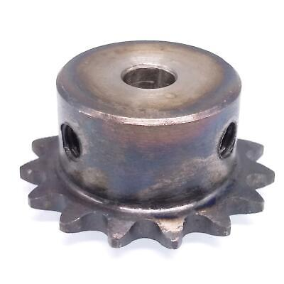 #25 Chain Sprocket 9T-40T Tooth Bore 5mm-12mm Pitch 6.35mm for #25 Roller Chain