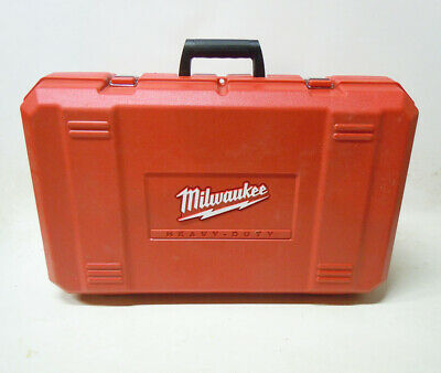 """CASE ONLY for Milwaukee M18 Black Iron Press 1/2""""- 2"""" Kit 49-18-2697 CASE ONLY"""