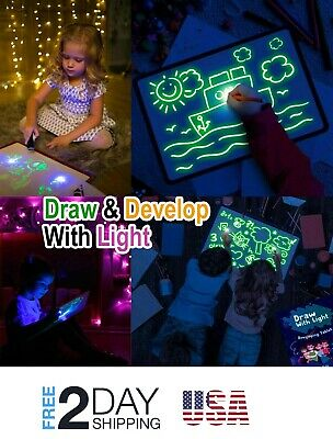 Bae Draw Light Pro™ Developing Tablet Nano Magic Board US Stock