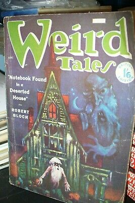 Weird Tales Uk Edition May 1951 [1 Issues]