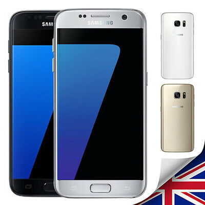 Unlocked Samsung Galaxy S7 G930F 32GB LTE 4G Android Smart Mobile Phone New Hot