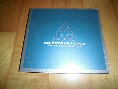 3rd Force - Collective Force - The Very Best Of 3rd Force CD (Digipak)