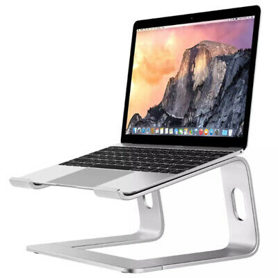 Aluminum Alloy Laptop Stand 10~15.6 Inch PC Computer Holder For Desk Sturdy