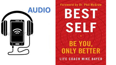 AUDIOBOOK, PDF, EPUB, Best Self: Be You, Only Better 2019 by Mike Bayer AUDIO