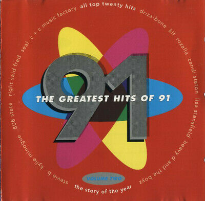Various - The Greatest Hits Of 91 (Volume Two) (CD)