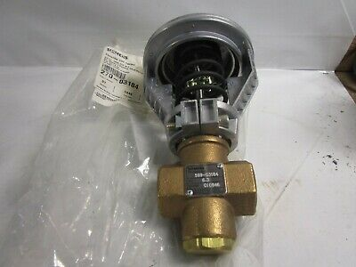 """New Siemens 270-03184 Valve 3/4"""" Air Actuated"""