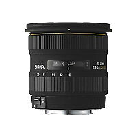 **GREAT** Sigma EX 10-20mm f3.5 HSM DC Lens For Canon EF DSLRs