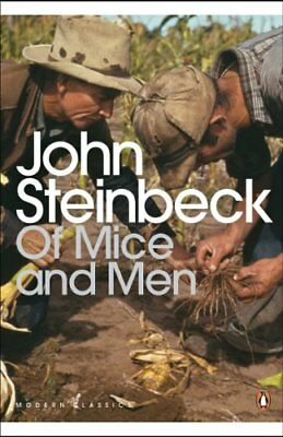 Of Mice and Men (Penguin Modern Classics) by John Steinbeck 0141185104 The Cheap