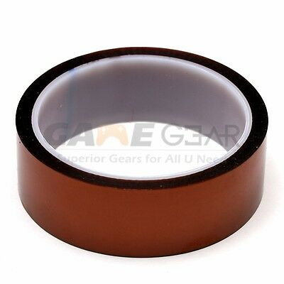 30mm 100ft High Temperature BGA Heat Resistant Kapton Tape Polyimide