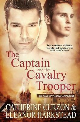 Captain and the Cavalry Trooper by Catherine Curzon (English) Paperback Book Fre