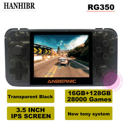 ANBERNIC RG350 IPS Retro Games 350 Video Games Upgrade Console Game hot