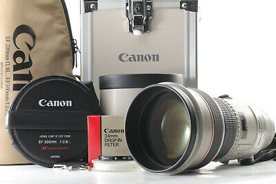 【TOP MINT in CASE】 CANON EF 300mm F2.8 L USM Lens Ultrasonic From JAPAN #230