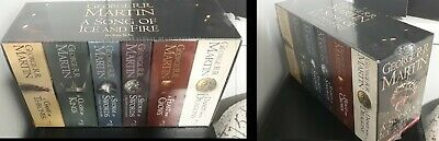 A Game of Thrones: A song of Ice and Fire by George R.R. Martin