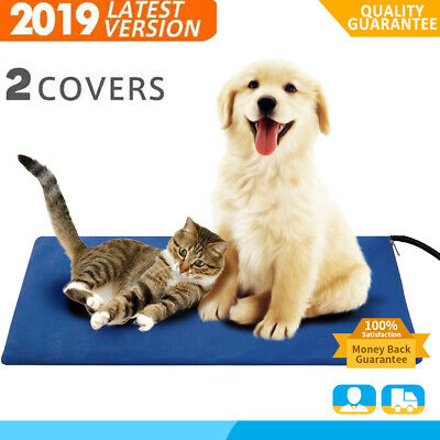 Waterproof Pet Electric Heat Heating Heated Dog Cat Pad Mat Thermal Protection