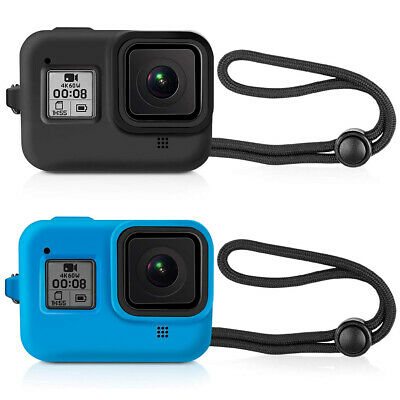 Silicone Full Cover Action Camera Body Protect Case Shell for Gopro Hero 8 Cheap