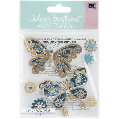 "/""Jolee/'s Boutique Dimensional Stickers-Butterflies E5020201/"""
