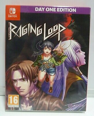 Raging Loop Day One Edition Nintendo Switch  Nuovo Sigillato Pal