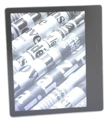 Amazon Kindle Oasis 2 (9th Generation)  32GB Wi-Fi & 3G  - Graphite  34-7F