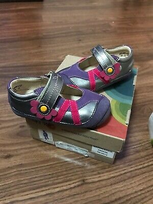 Girls UMI Cassia Shoes Size U.K 1 Infant New With Tags Boxed Retail £36.99 BNWT