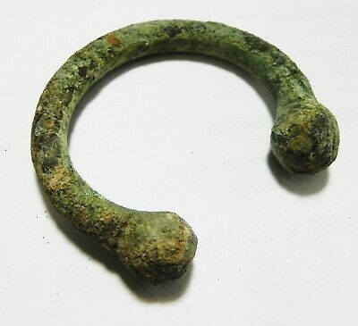 ZURQIEH -as14992- HOLY LAND. IRON AGE  PRE-COINAGE CURRENCY INGOT.  800 B.C