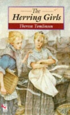 The Herring Girls (Red Fox Older Fiction) by Tomlinson, Theresa Paperback Book