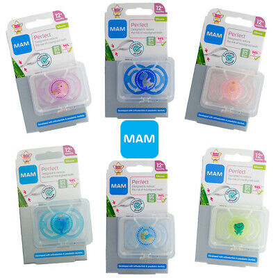 MAM Perfect Soother 12m+ CHOICE OF DESIGN (A100)