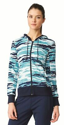 adidas Performance Boys Essentials Linear Long Sleeve Pullover Hoodie 11TO12Y