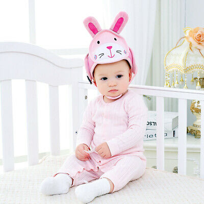 Baby Toddler Anti-collision Hat Shatter-resistant Hat Safety Helmet Head Caps